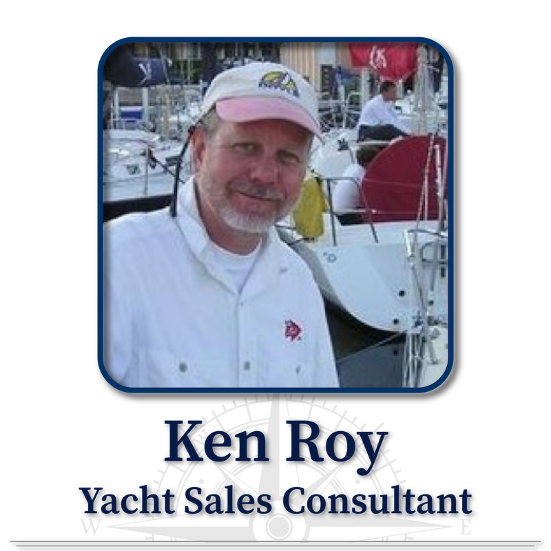 Ken Roy, Yacht Sales Consultant
